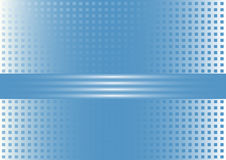 Blue Squares abstract background Stock Photos