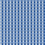 Blue squares abstract background . Abstract background of blue mosaic Stock Photography