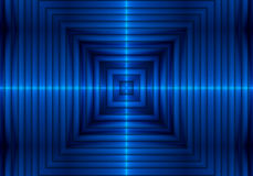 Blue squares background. Stock Image