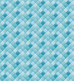 Blue squares background Royalty Free Stock Images