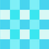 Blue squares. Background pattern checkered Royalty Free Stock Image