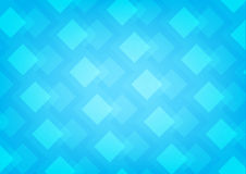 Blue squares background Stock Photography