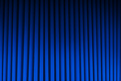 Blue Stage Curtain Royalty Free Stock Photos