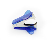Blue Staple Remover Royalty Free Stock Photos