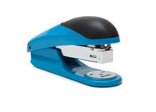 Free Blue Stapler Royalty Free Stock Photography - 20193667