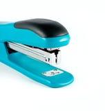 Blue stapler Stock Photography
