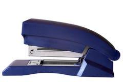 Blue stapler Stock Image