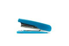 A blue stapler Stock Photo