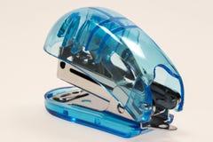 Blue Stapler Stock Images