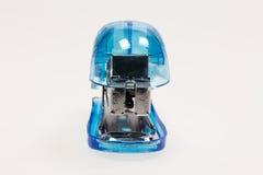 Blue Stapler Royalty Free Stock Images
