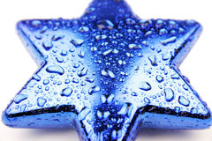 Free Blue Star Stock Photography - 11943392