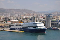 Free Blue Star 2 Ferry Royalty Free Stock Images - 32436969