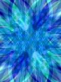 blue star Στοκ Εικόνες