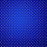 Blue star background Royalty Free Stock Photography