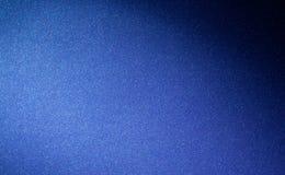 Blue stardust. Closeup image of blue stardust paint background Stock Photo