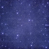 Blue Starry Sky Background Stock Photos