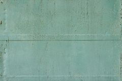Blue steel background. Abstract metal background Royalty Free Stock Photography