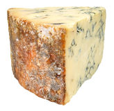 Blue Stilton Cheese Stock Image