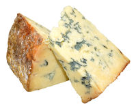 Blue Stilton Cheese Royalty Free Stock Image