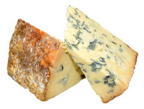 Blue Stilton Cheese Stock Photography