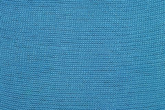 Blue stockinet background Royalty Free Stock Photo