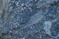 Blue Stone Royalty Free Stock Photo