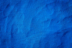 Blue stone grunge background wall texture Royalty Free Stock Photography