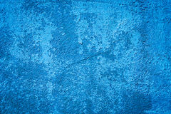 Blue stone grunge background wall texture Stock Photo