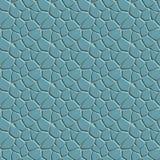 Blue stone - seamless Royalty Free Stock Photo