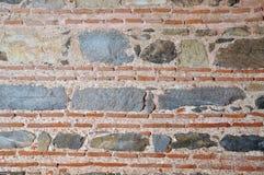 Blue stone wall Royalty Free Stock Photos
