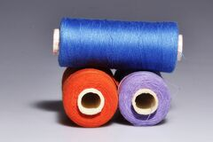 Blue String Stock Photos