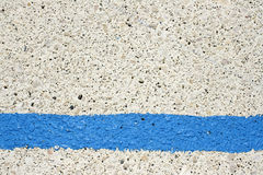 Blue stripe, abstract. Royalty Free Stock Photos