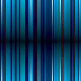 Blue stripe fold Royalty Free Stock Photos