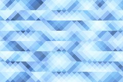 Blue Stripe Geometry Abstract Background. Vector Illustration vector illustration