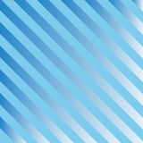 Blue stripe gradient background Stock Photography