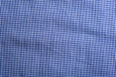Blue stripe Shirt Royalty Free Stock Image