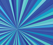 Blue striped background Stock Images