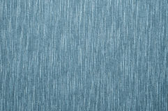 Blue striped cotton Stock Photos