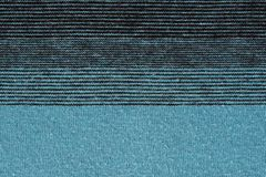 Blue striped fabric, a background Royalty Free Stock Photography