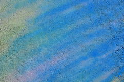 Blue striped paint background Royalty Free Stock Photo