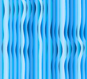 Blue stripes. Abstract background with blue stripes Royalty Free Stock Photography
