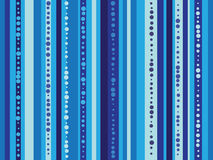 Blue Stripes Stock Image