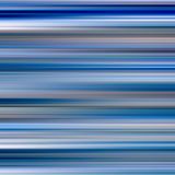 Blue stripes abstract background. Stock Image