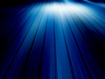 Blue stripes background. Blue and black background with  stripes. abstract illustration Royalty Free Stock Photo