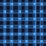 Blue stripes background. Pattern with blue stripes, abstract art background Stock Images