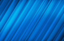 Blue Stripes Background Royalty Free Stock Photography