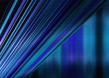 Blue stripes background Royalty Free Stock Photos