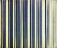 Blue stripes on paper Stock Images