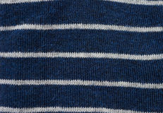 Blue stripes socks Royalty Free Stock Photo