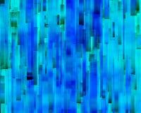 Blue stripes Stock Image